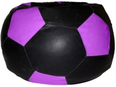 Rucomfy XL Football 5 Teardrop Bean Bag  Cover (Without Filling)
