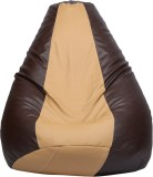 VizwaSS Small Teardrop Bean Bag  With Be...