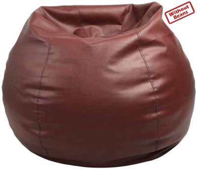 Fab Homez Large Teardrop Bean Bag  Cover (Without Filling)