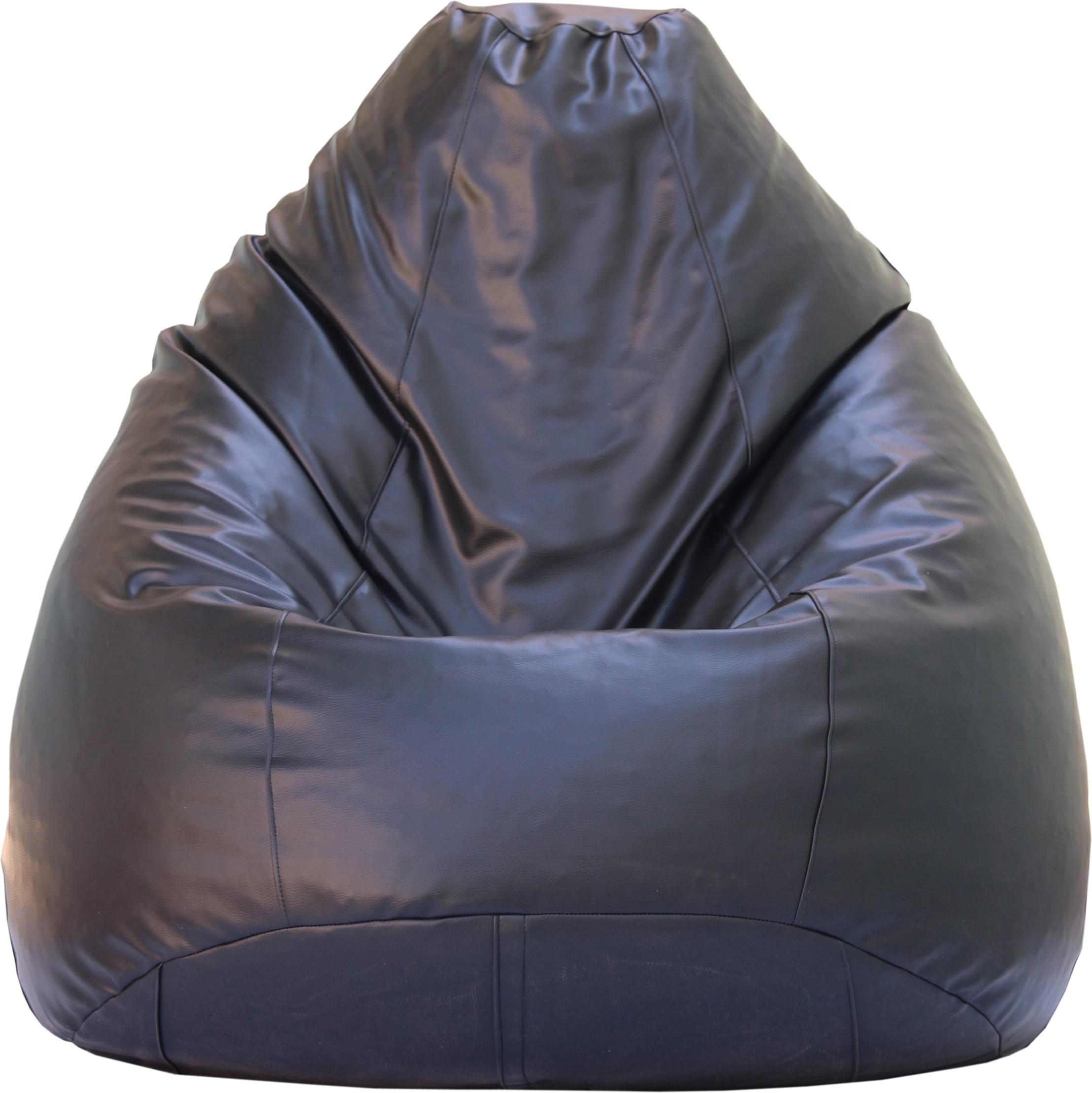 View Beanskart XL Bean Bag XL (Filled With Beans) Bean Bag  With Bean Filling(Grey) Furniture (Beanskart)
