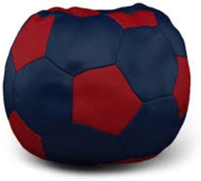 Rucomfy XL Football 3 Teardrop Bean Bag  Cover (Without Filling)