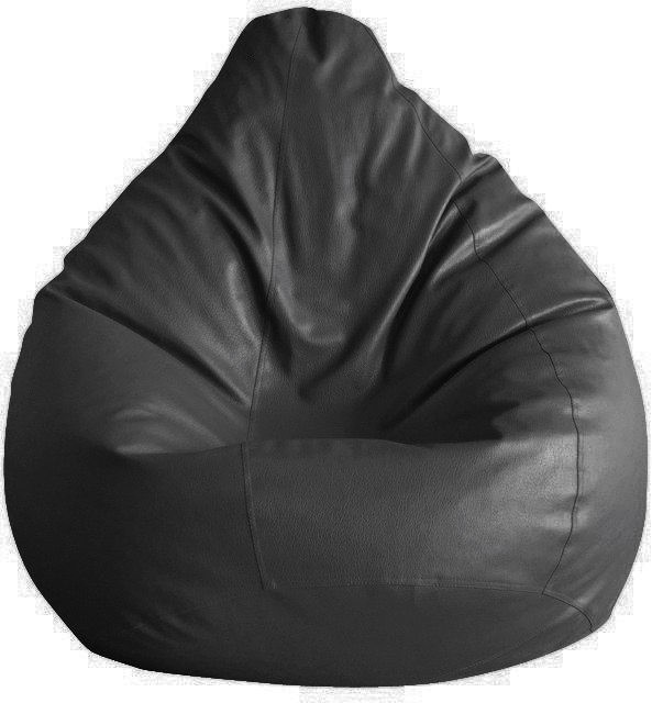 View Creative Homez XL Bean Bag Cover(Black) Furniture (Creative Homez)