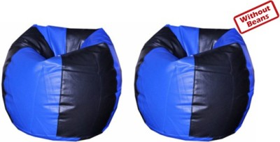 Fab Homez XL Teardrop Bean Bag  Cover (Without Filling)
