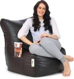Can Bean Bag XXL Bean Bag Chair  With Be...