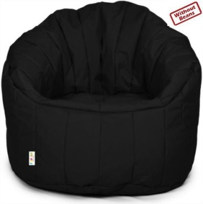 Fun ON XXXL Big Boss Chair Bean Bag Sofa  Cover (Without Filling)