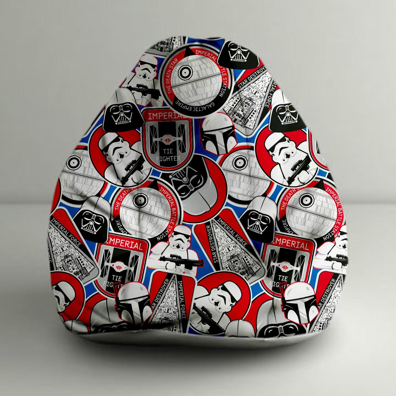 View Disney XXL Bean Bag  With Bean Filling(Multicolor) Furniture (Disney)