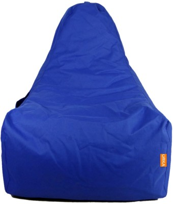 ORKA XXL Bean Bag Chair  Cover (Without Filling)