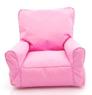 The Furniture Store XXXL pink relax sofa Bean Bag Sofa  Cover (Without Filling)