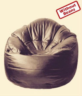 Fab Homez Large Bean Bag Sofa  Cover (Without Filling)