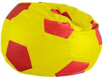 Rucomfy XXL Football Shaped Teardrop Bean Bag  Cover (Without Filling)