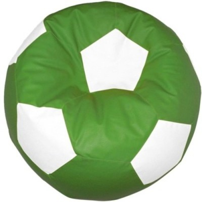 Mr.Lazy XXXL Bean Bag  With Bean Filling(Green)