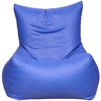 View Desire XXXL Bean Chair Cover(Blue) Furniture (Desire)