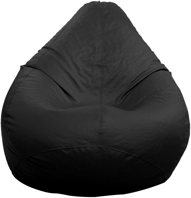 View Styleco XL Bean Bag  With Bean Filling(Black) Furniture (Styleco)
