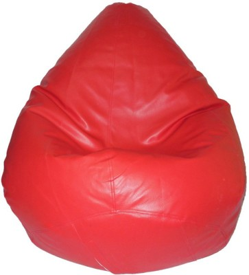 TJAR XXL Standard Bean Bag Cover (Without Filling)