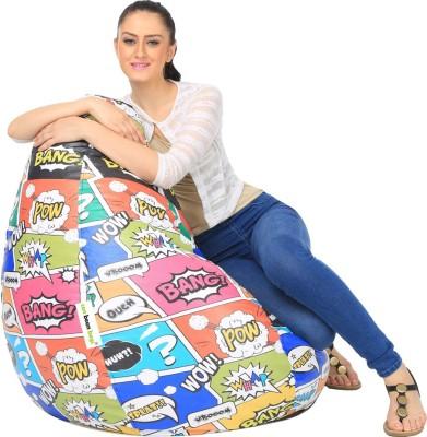 Can Bean Bag XXXL Bean Bag  With Bean Filling