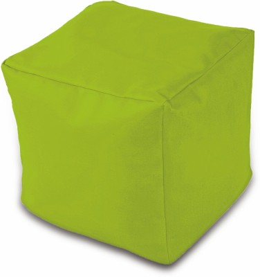 Dolphin Bean Bags Small DOLPHIN PUFFY BEAN BAG-F.GREEN-With Fillers/Beans Bean Bag  With Bean Filling