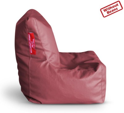 Style Homez Large Chair Bean Bag Chair  Cover (Without Filling)