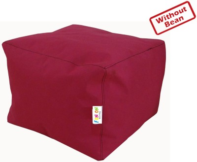 Fun ON XXL Bean Bag Footstool  Cover (Without Filling)