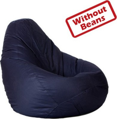 Star XL Classic Teardrop Bean Bag Cover (Without Filling)
