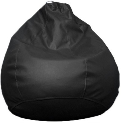 TJAR XL Bean Bag Cover(Black)