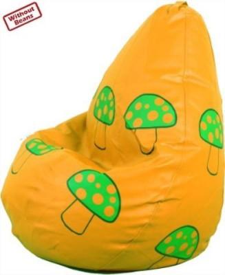 AVS XXXL Teardrop Bean Bag  Cover (Without Filling)