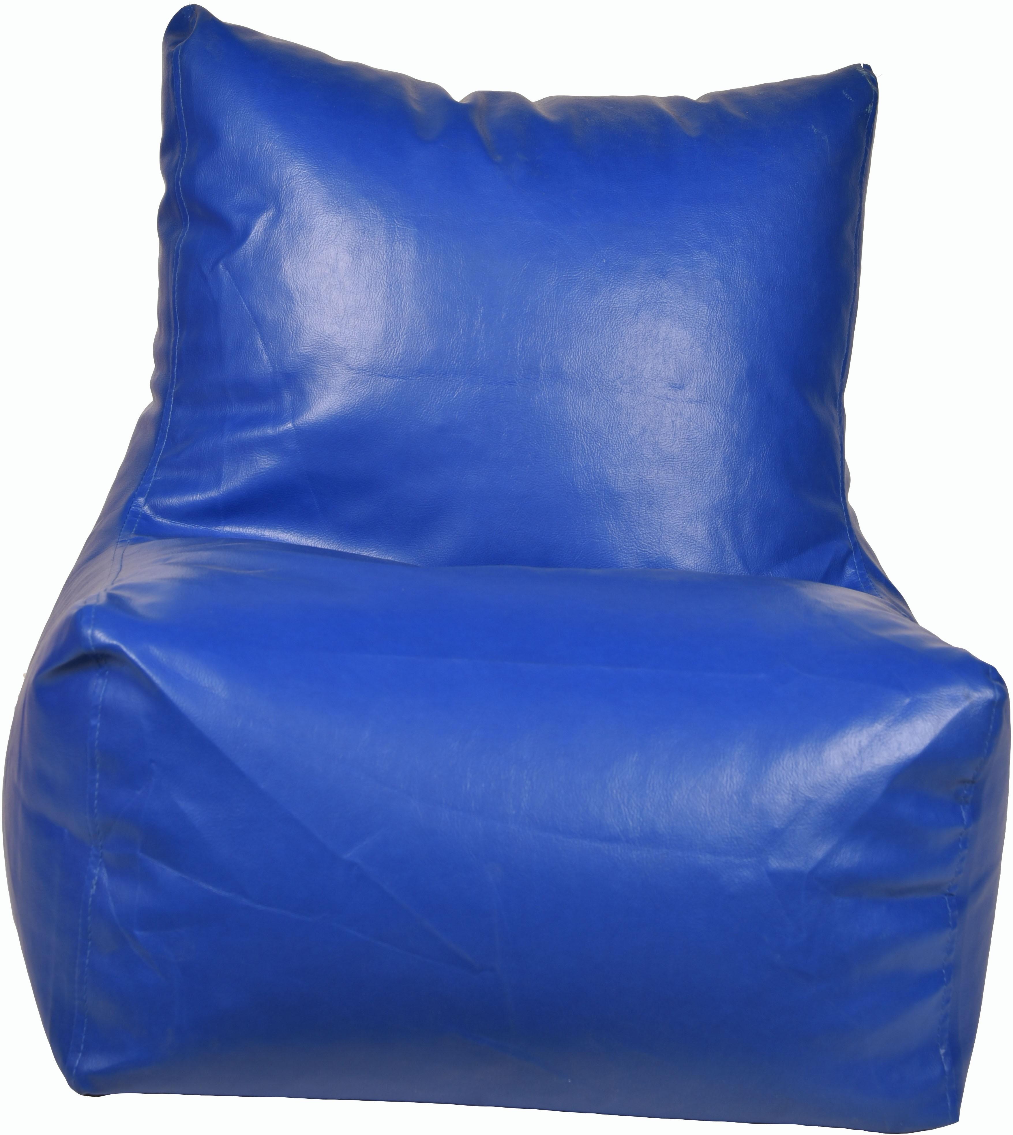 View Mobler XXXL Bean Bag  With Bean Filling(Blue) Furniture (Mobler)
