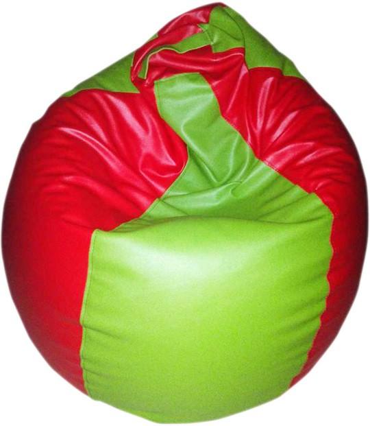 View Comfort XXL Bean Bag  With Bean Filling(Multicolor) Furniture (Comfort)