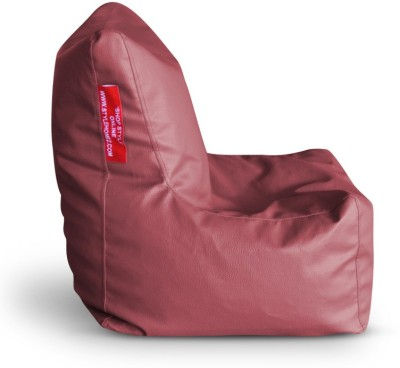 Style Homez Large Chair Bean Bag Chair  With Bean Filling