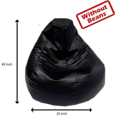The Concept XXL Teardrop Bean Bag  Cover (Without Filling)