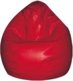 Lavish XXL Bean Bag Cover (Red)