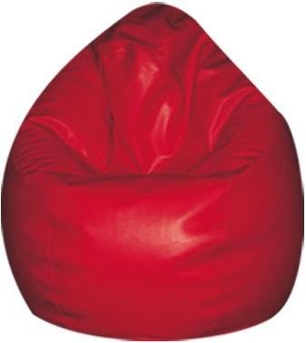 View Lavish XXL Bean Bag Cover(Red) Furniture (Lavish)