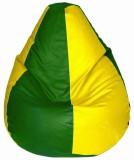 TJAR XXL Bean Bag Cover (Green)