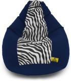 Dolphin Bean Bags XL Dolphin Xl N.Blue/Z...