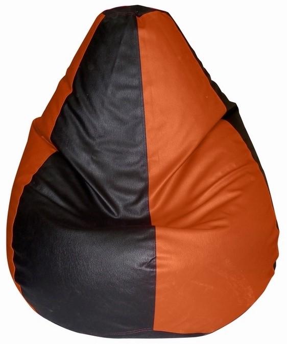 View TJAR XL Bean Bag Cover(Orange) Furniture (TJAR)