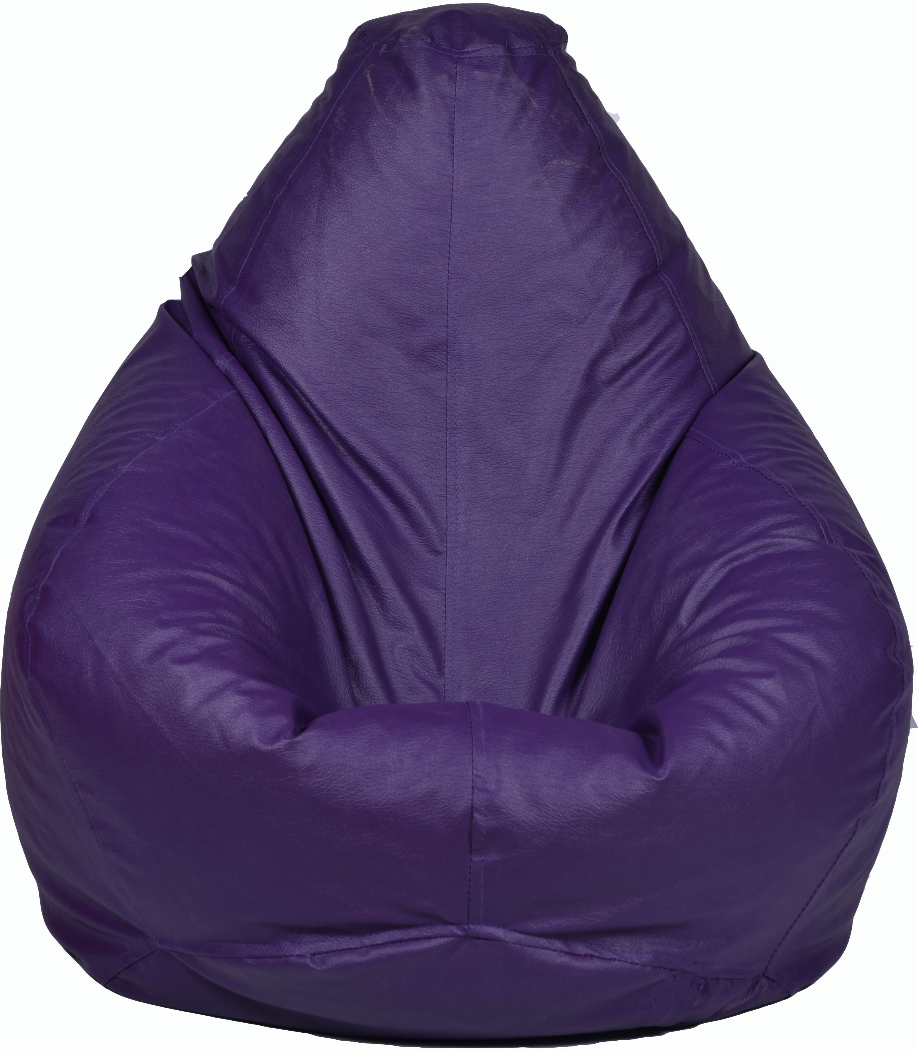 View Mobler XXL Bean Bag  With Bean Filling(Purple) Furniture (Mobler)