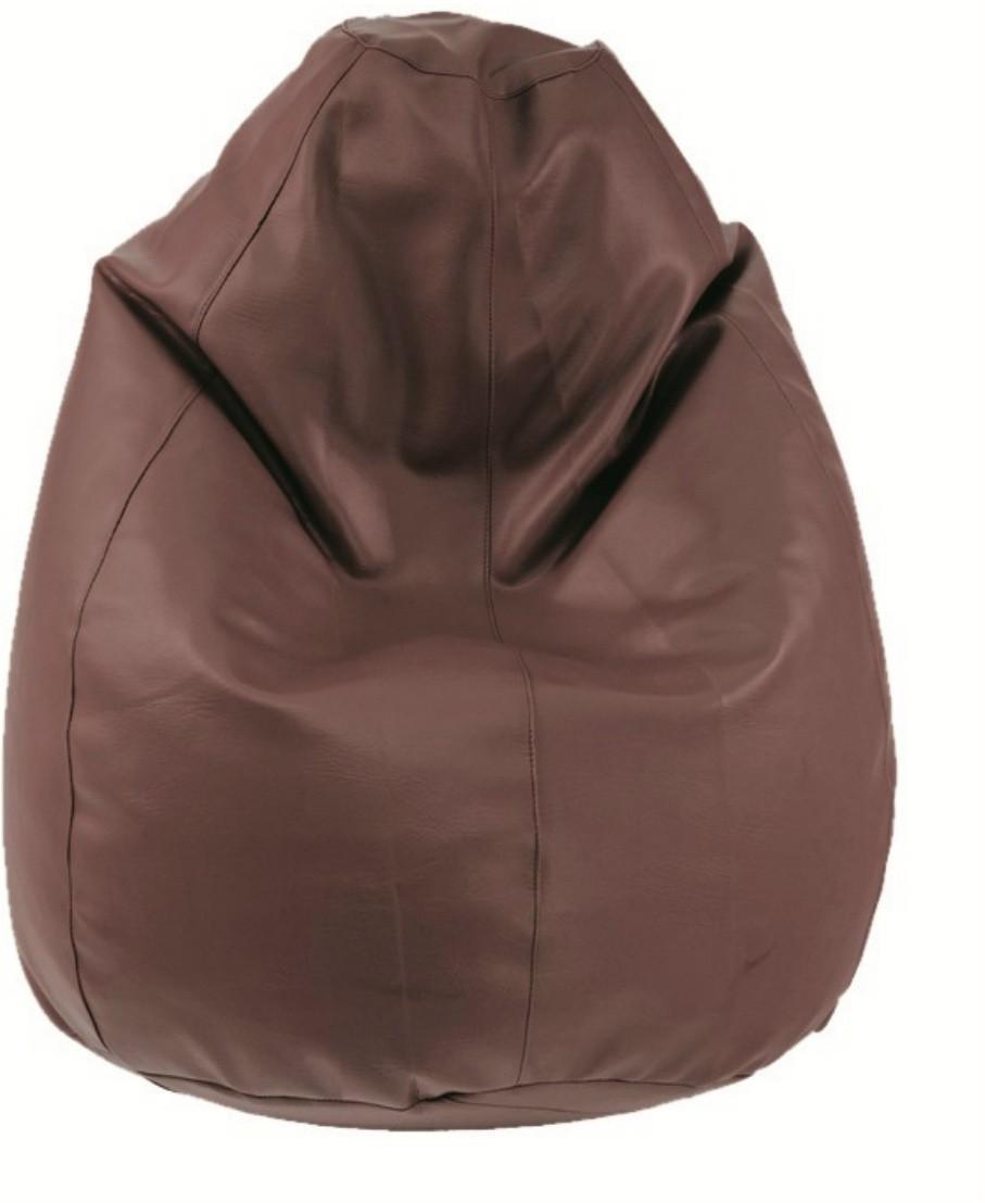 View Creative Homez XXL Bean Bag Cover(Brown) Furniture (Creative Homez)
