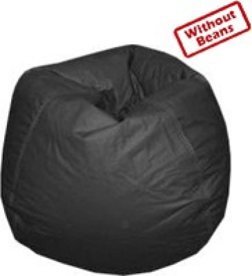 Anand Decor XXL Teardrop Bean Bag  Cover (Without Filling)