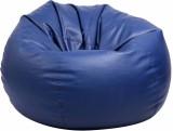 Priyansh Decor XXXL Bean Bag Cover (Blue...