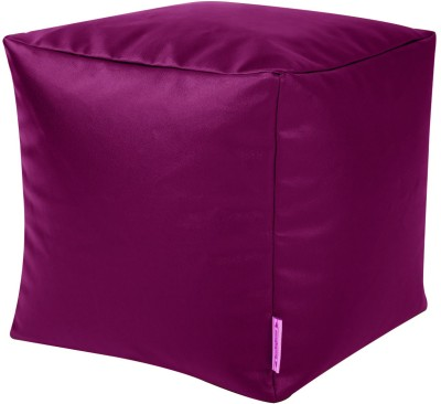 1800HomeLine Medium Bean Bag Footstool  Cover (Without Filling)