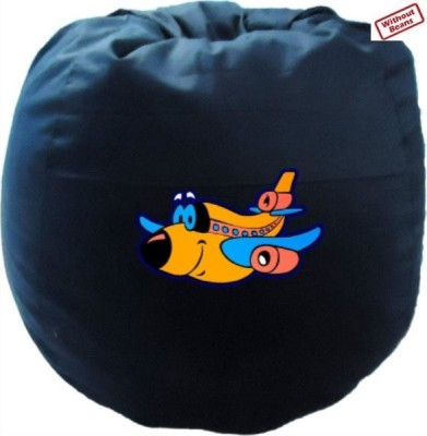OHS XXL Aeroplan Teardrop Bean Bag  Cover (Without Filling)