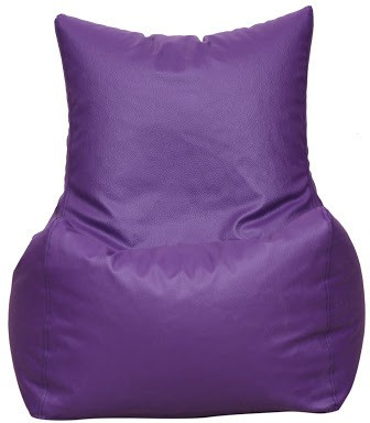 View Desire XXXL Bean Chair Cover(Purple) Furniture (Desire)