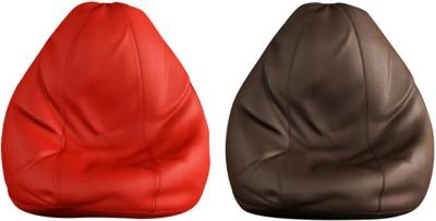 Tulip Leatherette L Standard Kid Bean Bag