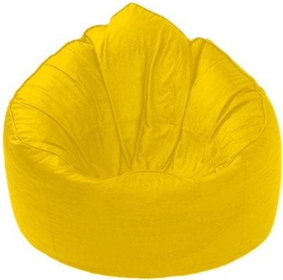 The Furniture Store XXXL Aaram Bean Bag Sofa  Cover (Without Filling)