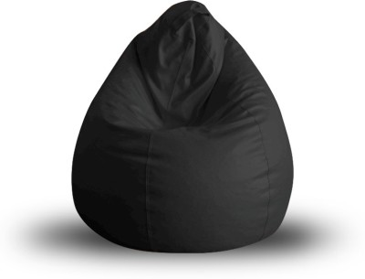 Style Homez XL Classic Teardrop Bean Bag  With Bean Filling