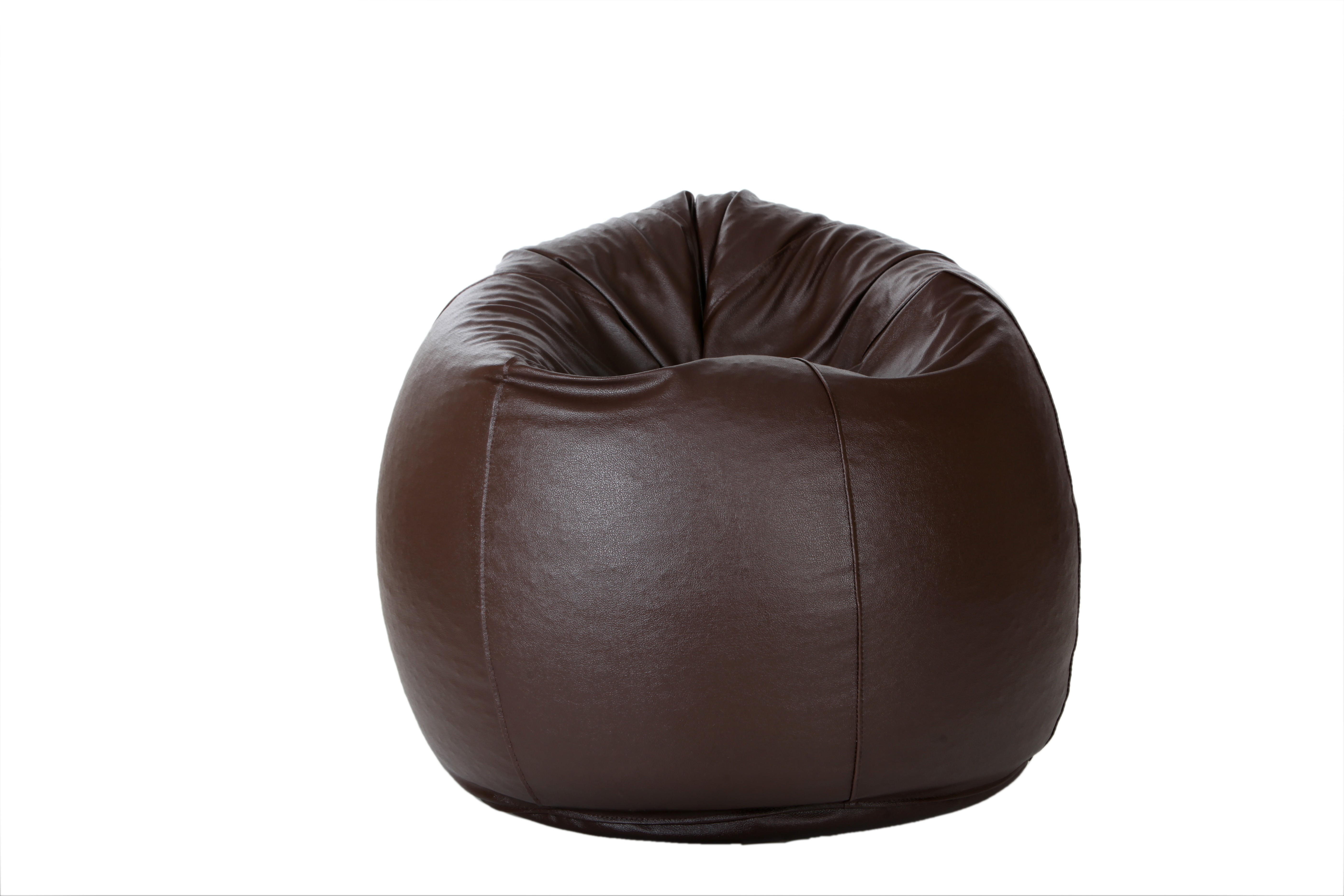 View Comfy Bean Bags XXL Bean Bag Cover(Brown) Furniture (Comfy Bean Bags)