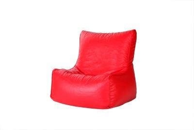 Comfy Bean Bags XL Bean Bag Chair  With Bean Filling