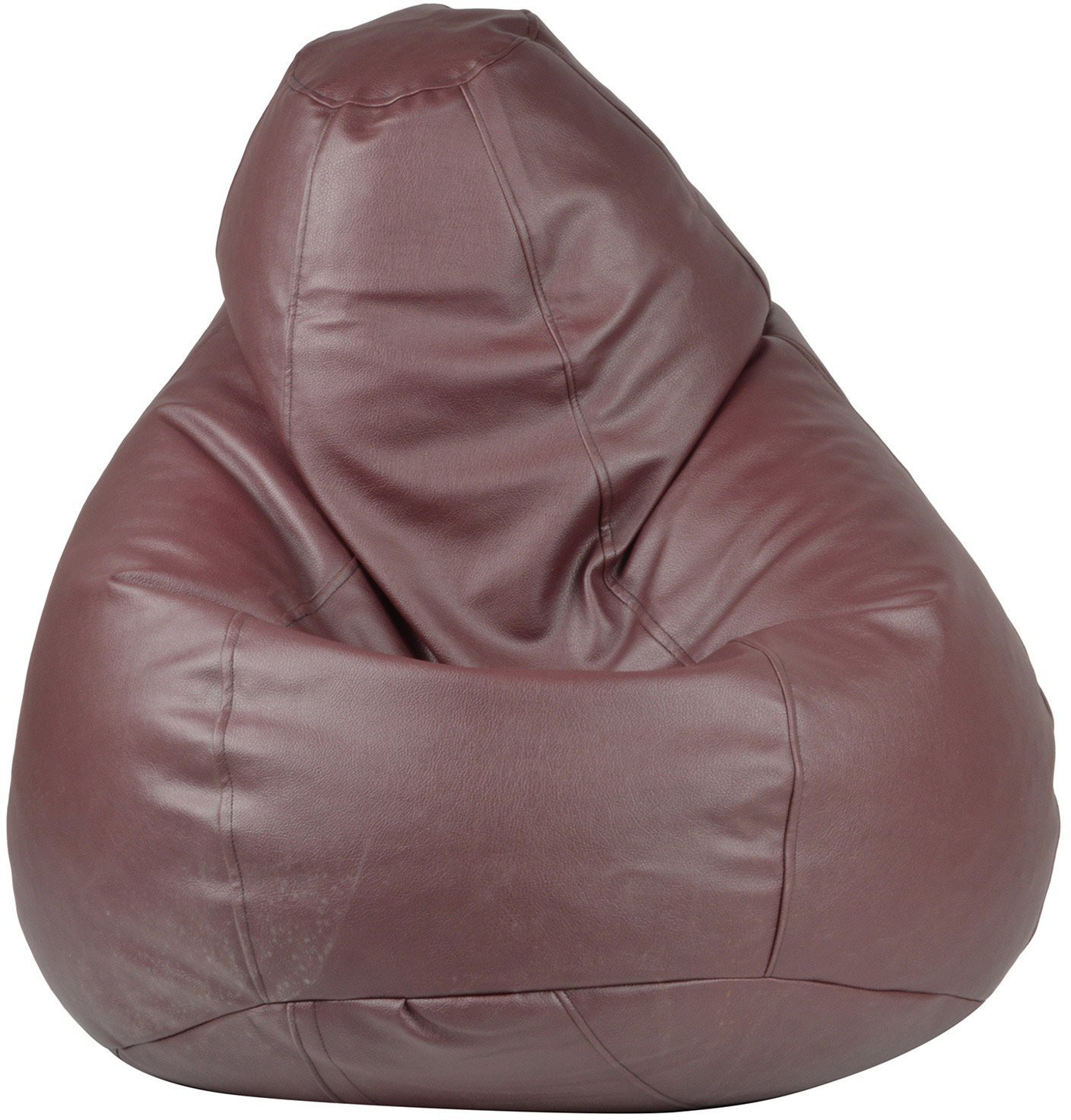 View Galaxy Decorz XXXL Bean Bag Cover(Maroon) Furniture (Galaxy Decorz)