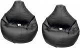Zecado XL Bean Bag Cover (Black)