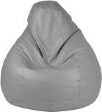 Galaxy Decorz XXXL Bean Bag Cover (Grey)
