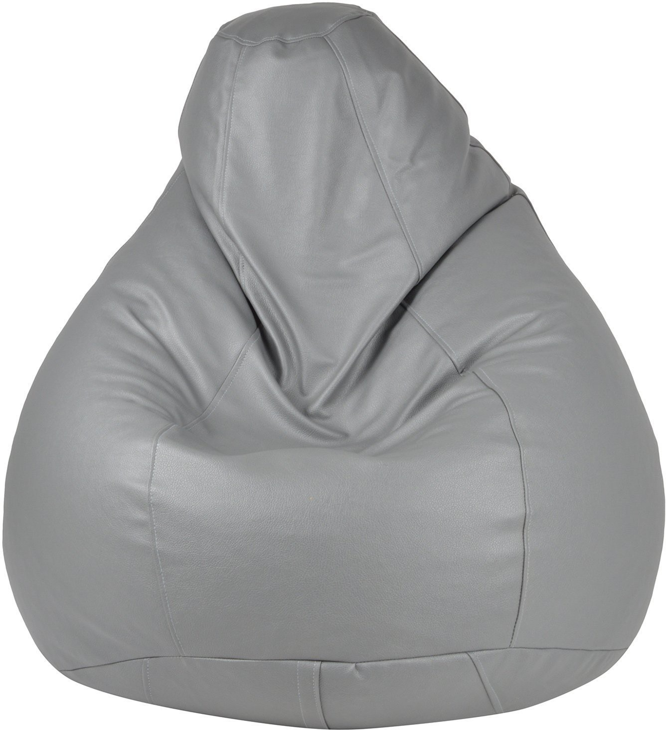 View Galaxy Decorz XL Bean Bag Cover(Grey) Furniture (Galaxy Decorz)